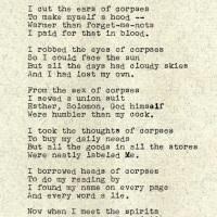 Elise Cowen, la chica poeta con lentes de pasta