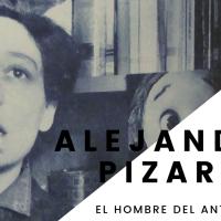El hombre del antifaz azul, por Alejandra Pizarnik