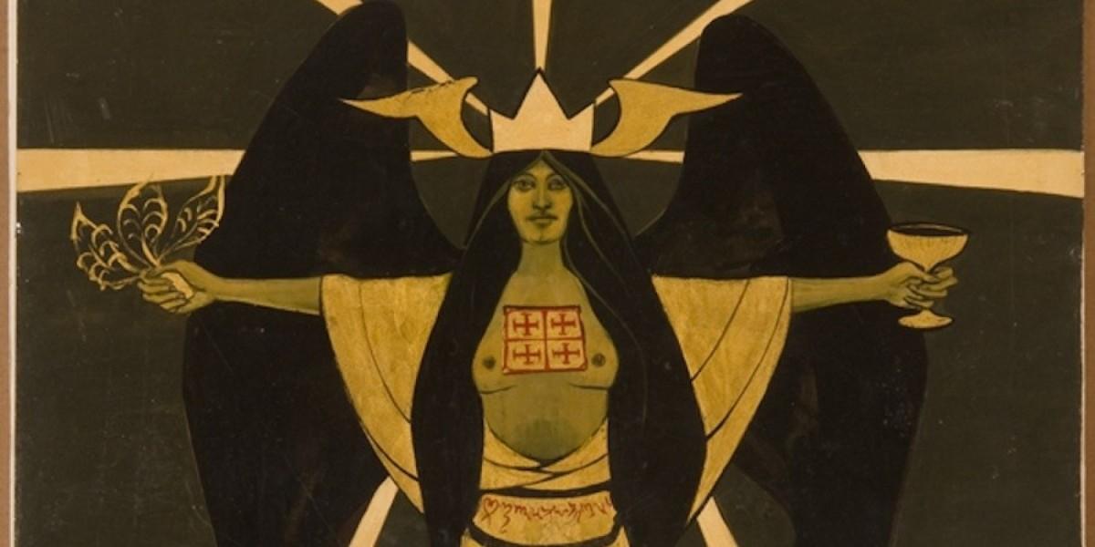 """Estrella de Ajenjo, un poema de la """"Bruja Escarlata"""""""