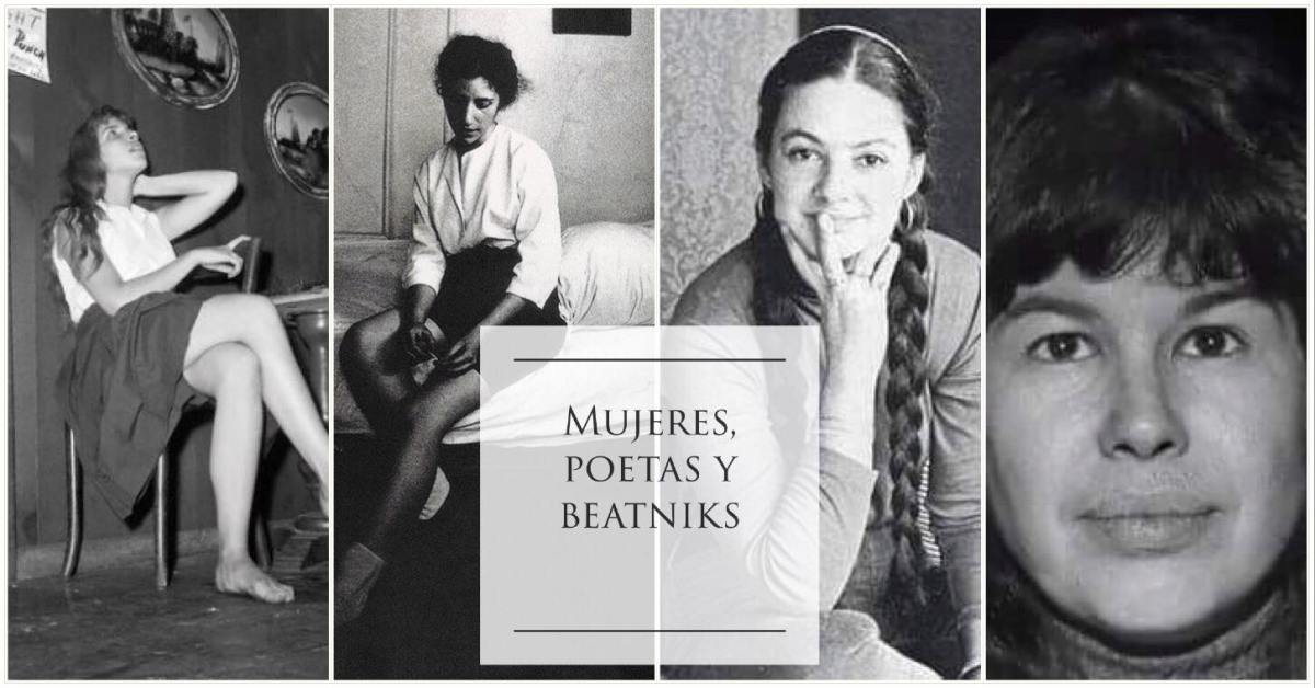 Mujeres, poetas y beatniks